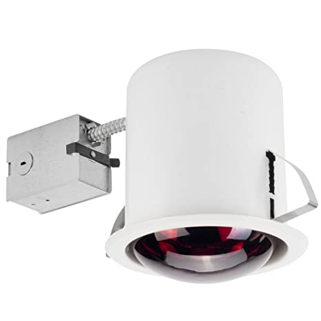 Strange Globe Electric 90057 6 Inch Recessed Lighting Kit Bathroom Download Free Architecture Designs Scobabritishbridgeorg