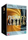 James Bond 50 - 22 Dvd Collection -Translated in Hebrew (new from factory)