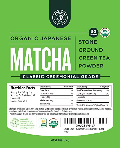 Buy brand of matcha green tea powder