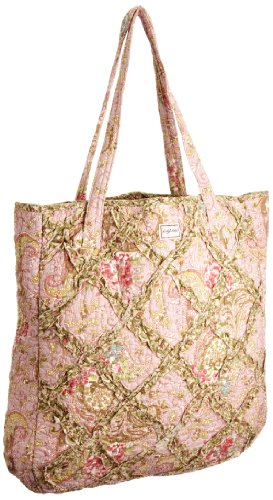 Paisley Frills Bag Women's Shopper Ringarose Rose qzRFx