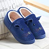 Aemember A Couple Of Cotton Slippers Children Parent-Child Winter Bag With Indoor Home Furnishing Home Warm Non Slip Bottom Thickness,44/45