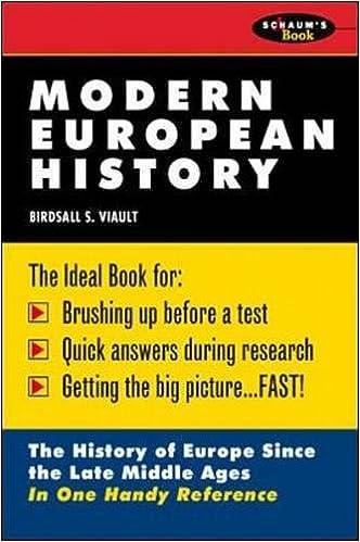 Amazon modern european history 9780070674530 birdsall s modern european history 1st edition fandeluxe Choice Image