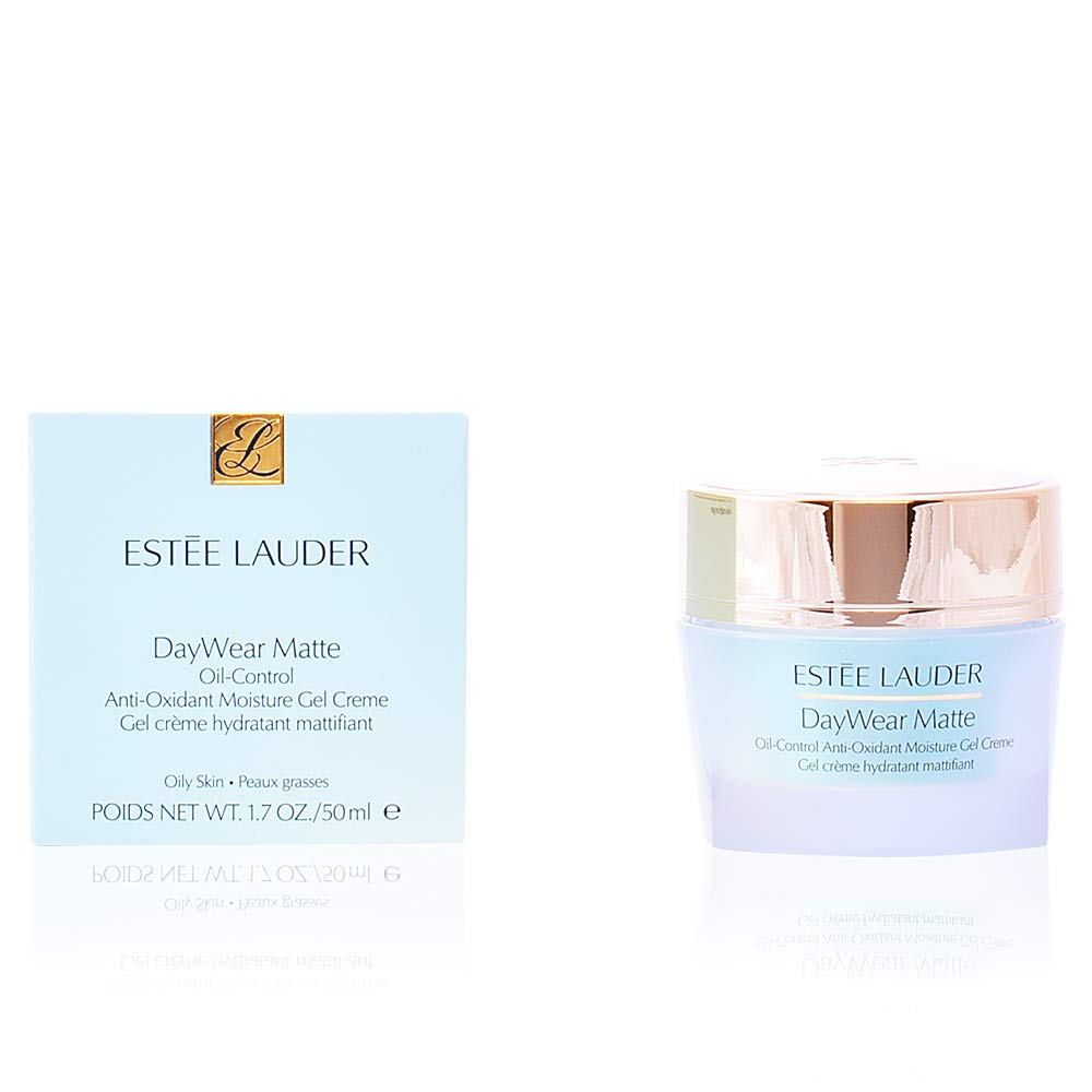 Estee Lauder Daywear Matte Oil Control Anti-Oxidant Moisture Gel Crème for Oily Skin, 1.7 Ounce