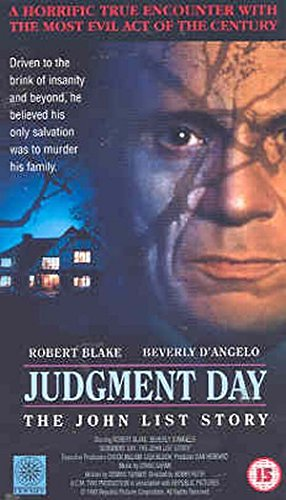 Judgment Day: The John List Story [VHS]