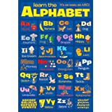 Learn The Alphabet It's As Easy as ABC.. Poster 61x91.5cm