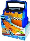 Sablon - Circuito para coches de juguete Hot Wheels (HWCC4)