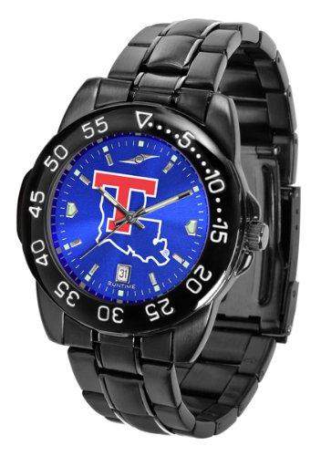 Watch Louisiana Sport Bulldogs Tech (Louisiana Tech Bulldogs Fantom Sport AnoChrome Men's Watch)
