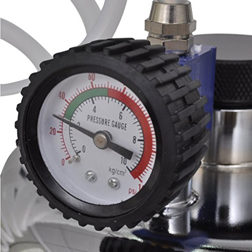 Festnight Pneumatic Air Pressure Bleeder Tool Set Brake Bleeding Garage Workshop Mechanics by Festnight (Image #4)
