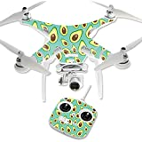 MightySkins Protective Vinyl Skin Decal for DJI Phantom 3 Standard Quadcopter Drone wrap cover sticker skins Seafoam Avocados
