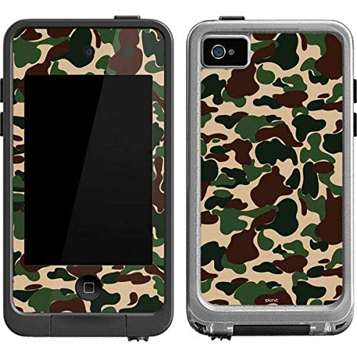 Skinit Street Camo LifeProof fre iPod Touch 4th Gen Skin for CASE - Originally Designed Skin for Popular Cases Decal - Ultra Thin, Lightweight Vinyl Decal - Case Lifeproof Camo Ipod 4