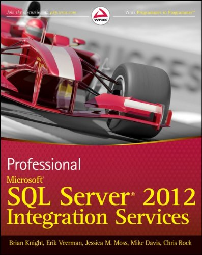Professional Microsoft SQL Server 2012 Integration Services Front Cover