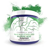 NA-R-ALA Stabilized R-Lipoic Acid Powder 60 Grams | Supports Mitochondrial Activity | Promotes a Healthy Metabolism