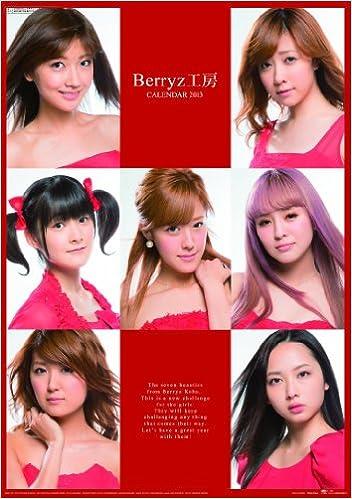 Japanese Idol Calendar 2013
