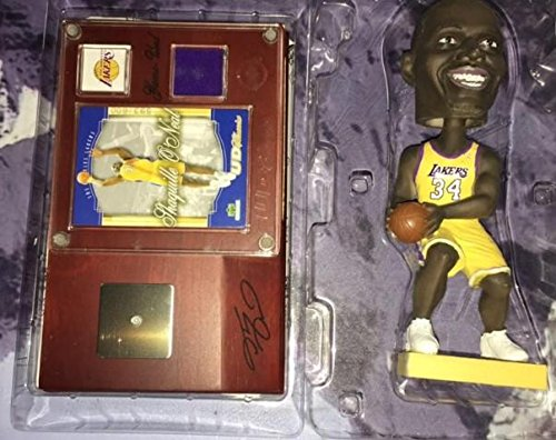 Upper Deck Shaquille O'Neal LA Lakers Classics '03 Los Angeles Lakers Bobblehead ()
