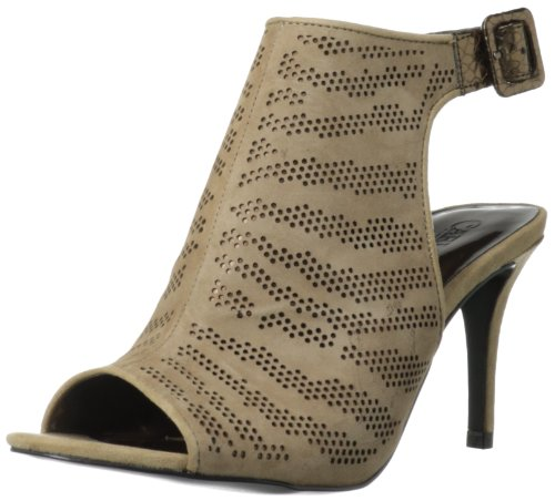Carlos by Carlos Santana Women's Bannister, Soft Taupe, 5 M US