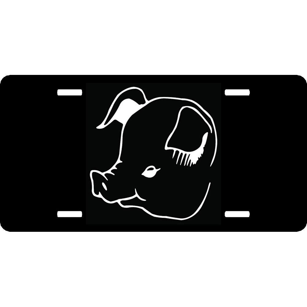 Humor Funny Front License Plate Vanity Car Tag Sign Cover 12 X 6 URCustomPro Aluminum License Plate Cover with 4 Holes