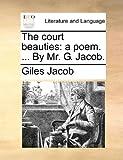 The Court Beauties, Giles Jacob, 1140803379