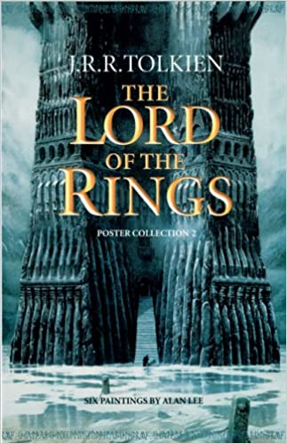 the lord of the rings poster collection 2 no 2