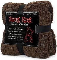Snug Rug Special Edition Luxury–Manta de Lana Sherpa, Color Beige, 127x 178cm
