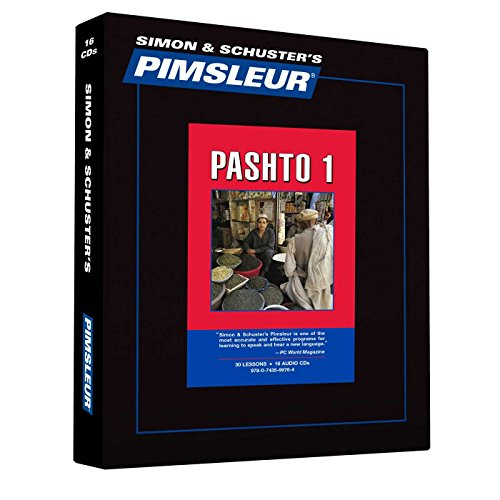 Pimsleur Pashto Level 1 CD: Learn to Speak and Understand Pashto with Pimsleur Language Programs ()