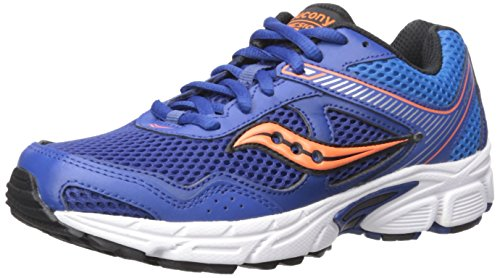 Saucony Kids' Cohesion 10 Lace Running-Shoes