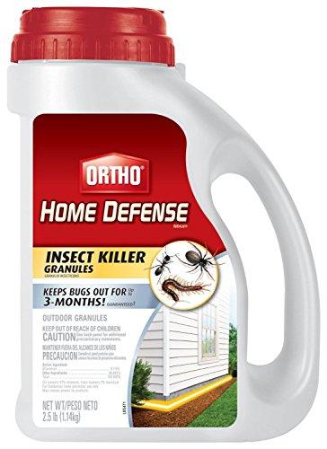 (Ortho 758399393714 2.5LB Home Def Killer 2-Pack, Brown/A)
