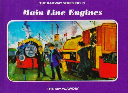 Download Main Line Engines (Railway) pdf epub