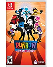 Merge Games 819335020047 Runbow Deluxe Edition, Switch