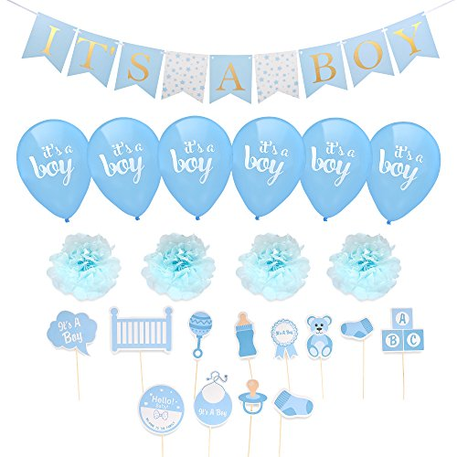 Boy Baby Shower Decorations - Baby Shower Party