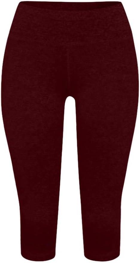 Pantalon pour Femme YUYOUG 2020 Femmes Workout Out Pocket Leggings Fitness Sports Gym Running Yoga Athletic Pants