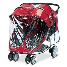 Britax B-Agile Double Stroller Rain Cover