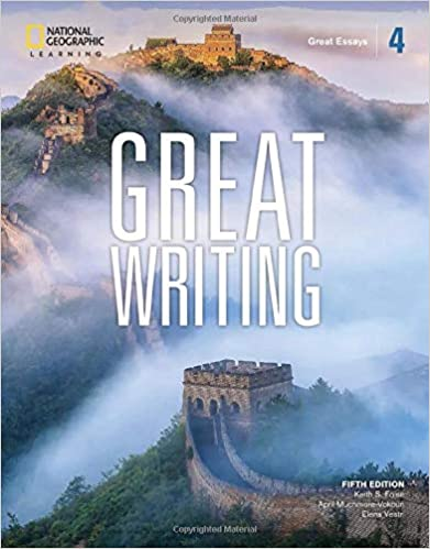 Cover of Great Writing 4: Great Essays (5th Edition)