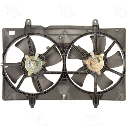 Four Seasons 75609 Radiator Fan Motor Assembly
