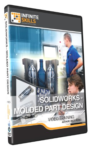 SolidWorks - Molded Part Design - Training DVD ()