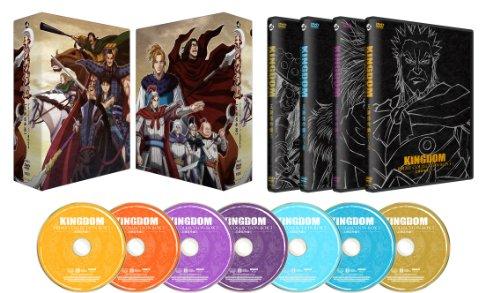 キングダム コレクションBOX3(王騎落命篇)