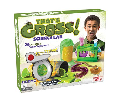 Creepy Crawlers - SmartLab Toys That's Gross Science Lab