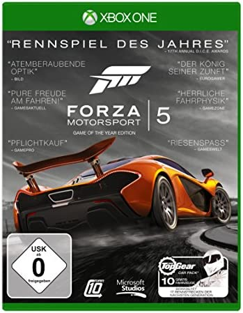 Microsoft Forza Motorsport 5 - Game of the Year Edition - Juego ...
