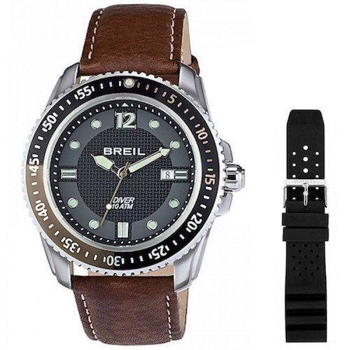 Breil Reloj de cuarzo Man Oceano TW1422 47.0 mm