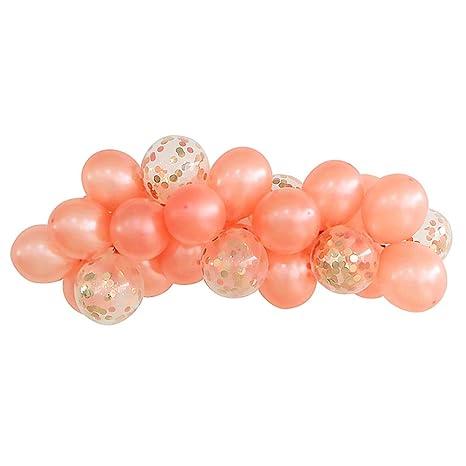 Amazon.com: DIY globos guirnalda con globos confeti globos ...