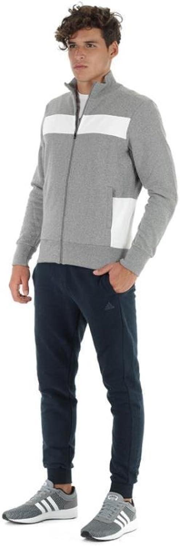 adidas Lpm Pop CB TS Sudadera de Hombre Grey Blue