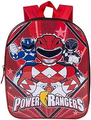 144d683d1ad8 Power Rangers Backpack Combo Set - Power Rangers Boys' 3 Piece ...