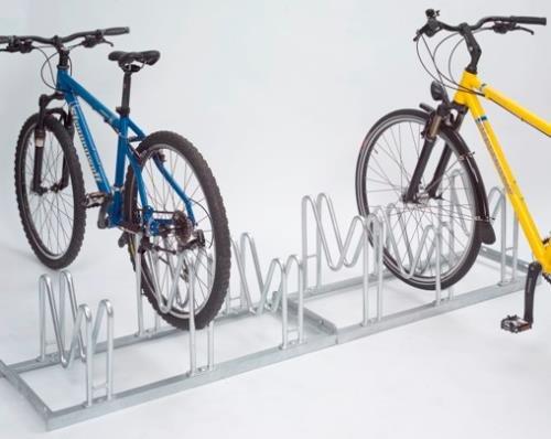 Fahrradständer (Multiparker) 8052 (2 Einstellplätze)