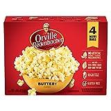 Orville Redenbacher's Buttery Flavour Gourmet Popping Corn-4 Pack - Best Reviews Guide
