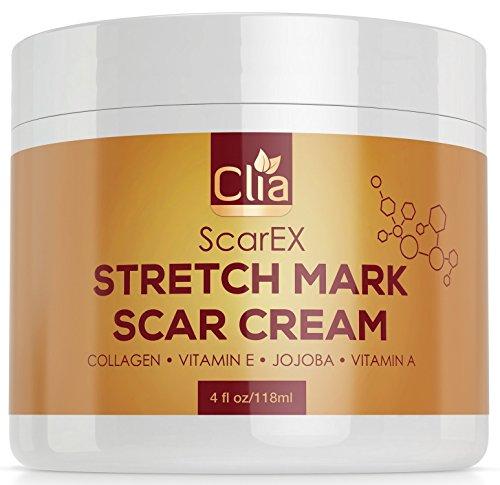 Clia Retinol Moisturizer For Stretch Mark Scars with Coll...