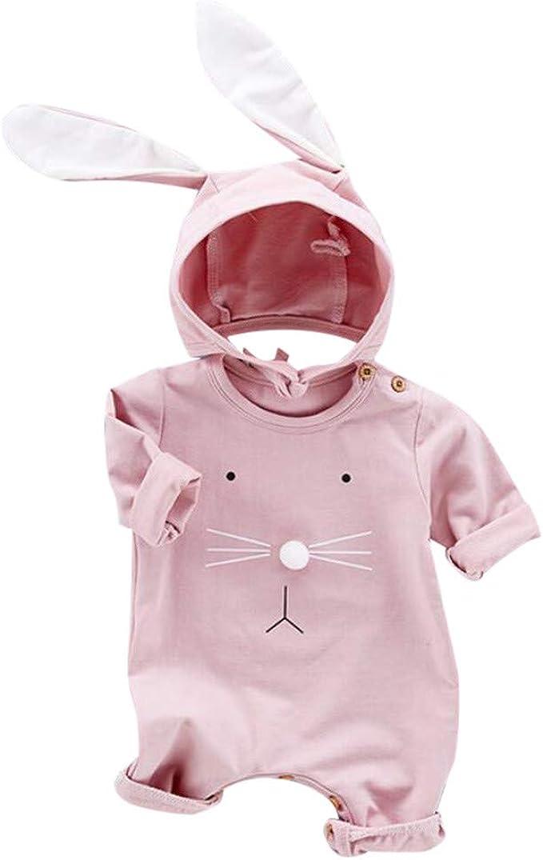 Divertido Pijama, K-Youth Bodies para Niñas Mono de Bebés Pelele ...