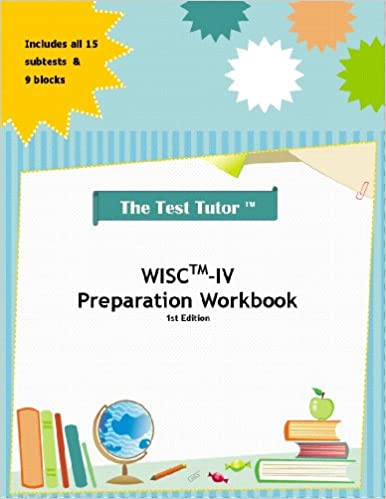 Buy The Test Tutor WISC IV Preparation Kit Book