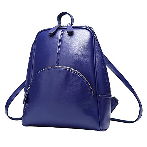 Teerfu - Backpack Bag Plastic Blue Womens