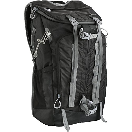 VANGUARD Sedona 51BK Backpack (Black) by Vanguard