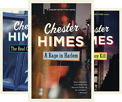 Harlem Detectives Series (6 Book Series) by