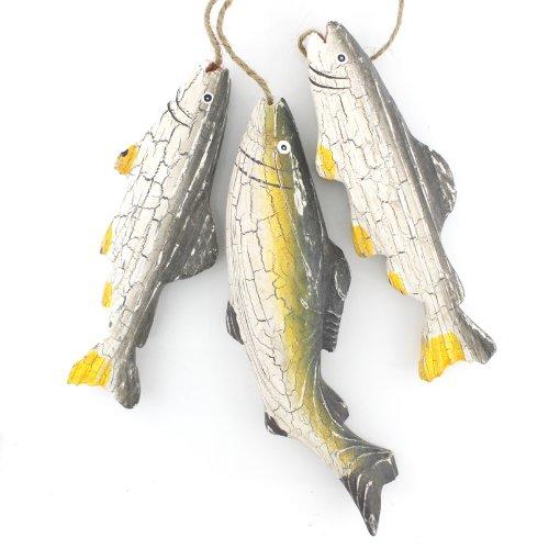 Hanging Fish Decorations - 9